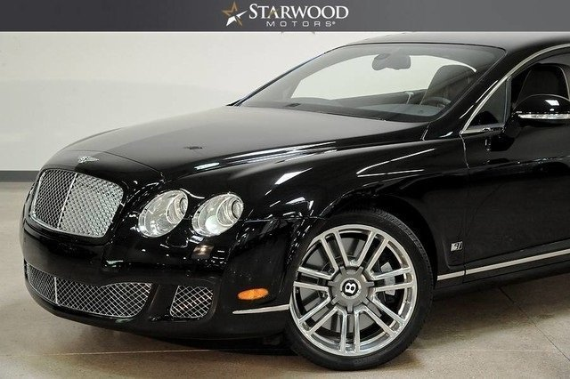 For Sale 2010 Bentley Continental GT Series 51