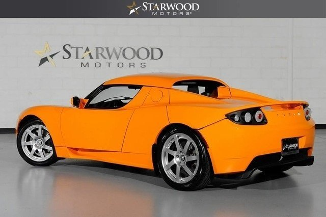 For Sale 2008 Tesla Roadster