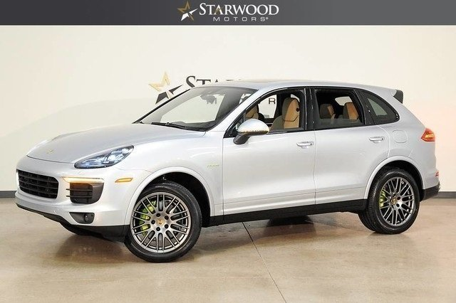 For Sale 2017 Porsche Cayenne