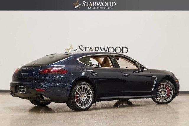 For Sale 2014 Porsche Panamera