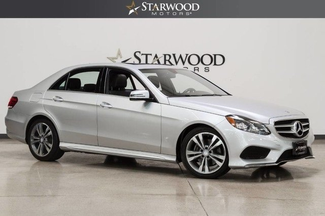 For Sale 2015 Mercedes-Benz E-Class