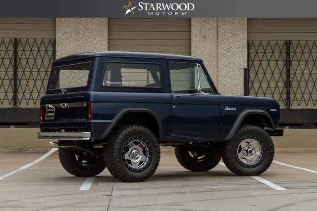 For Sale 1975 Ford Bronco