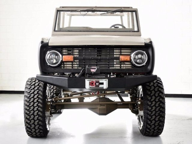 For Sale 1973 Ford Bronco