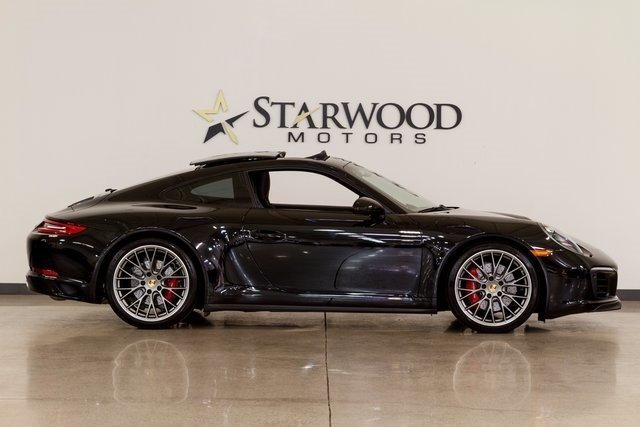 For Sale 2017 Porsche 911