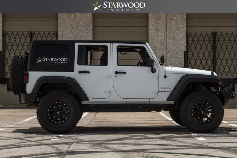 For Sale 2014 Jeep Wrangler
