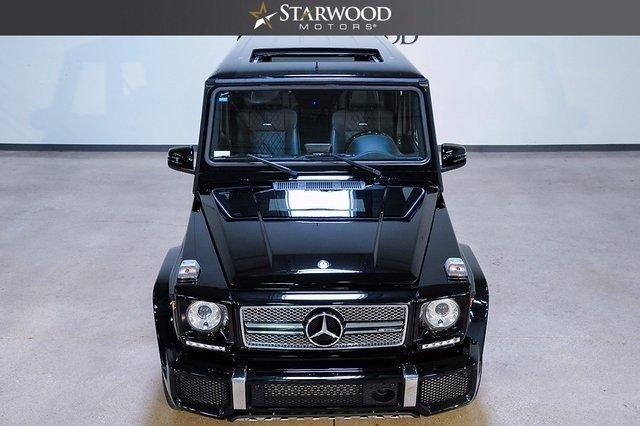 For Sale 2016 Mercedes-Benz G-Class