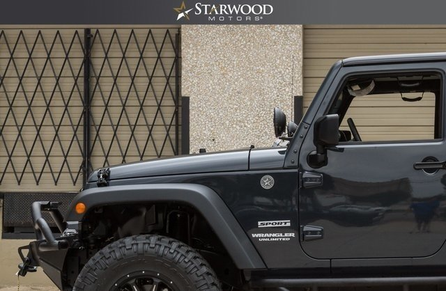 25399a5a3b9c0 low res 2017 jeep wrangler unlimited sport