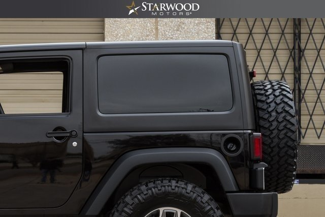 For Sale 2016 Jeep Wrangler