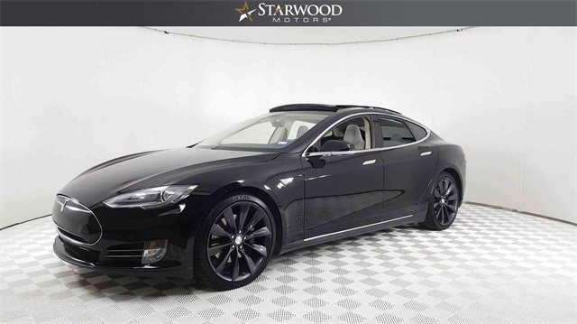 2012 Tesla P85 Model S