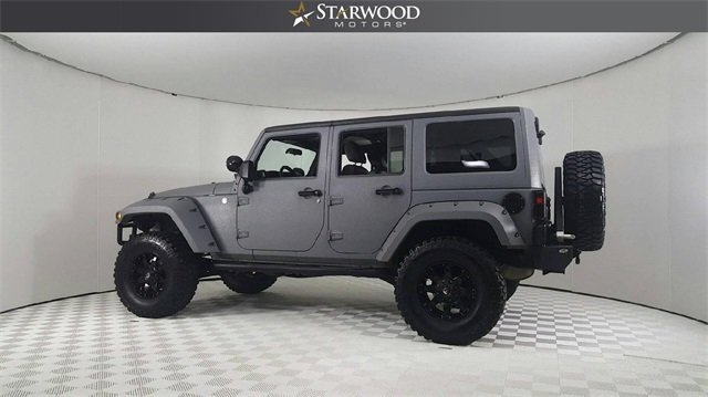 For Sale 2011 Jeep Wrangler