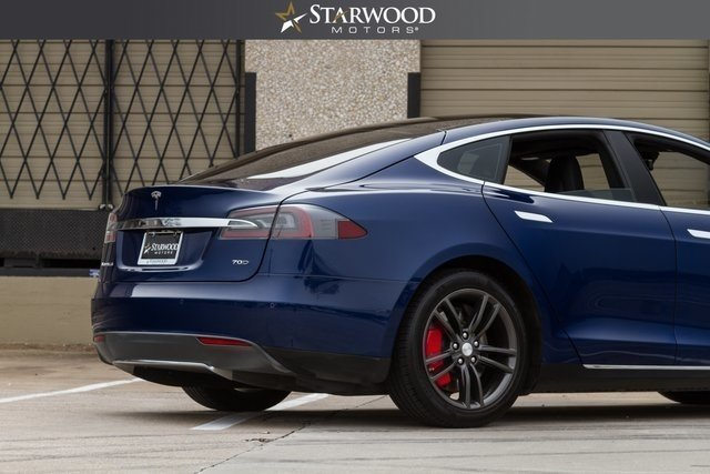 For Sale 2015 Tesla Model S