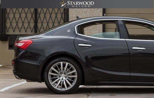 For Sale 2014 Maserati Ghibli