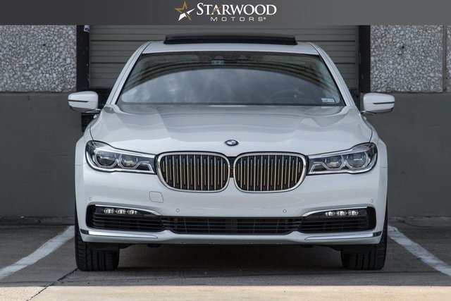 For Sale 2016 BMW 7 Series