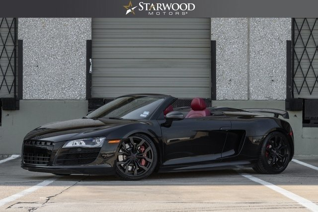 For Sale 2011 Audi R8