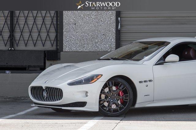 For Sale 2012 Maserati GranTurismo