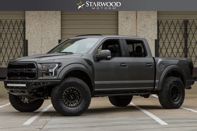 2018 ford f 150 raptor for sale 84675 mcg. Black Bedroom Furniture Sets. Home Design Ideas