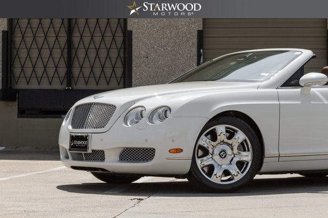 For Sale 2008 Bentley Continental GTC