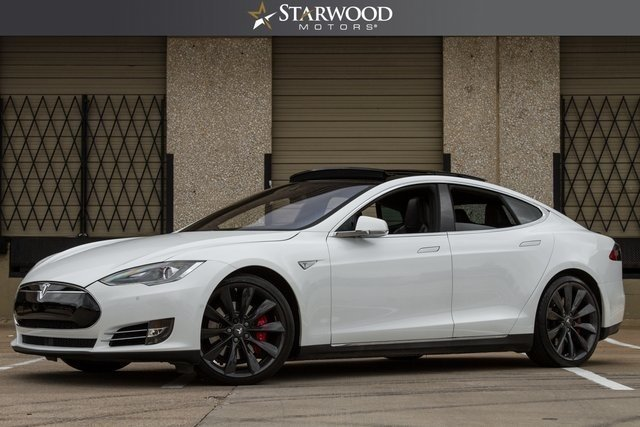 For Sale 2014 Tesla Model S