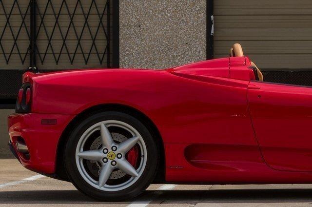 For Sale 2002 Ferrari 360 Modena