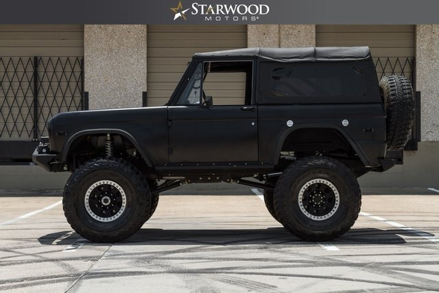 For Sale 1972 Ford Bronco