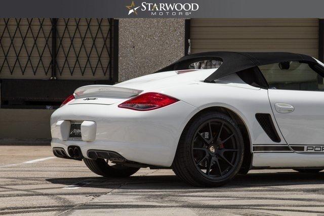 For Sale 2011 Porsche Boxster