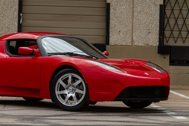 For Sale 2010 Tesla Roadster