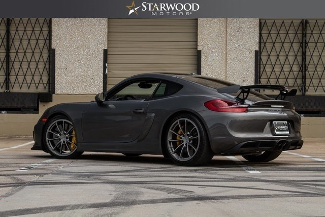 For Sale 2016 Porsche Cayman