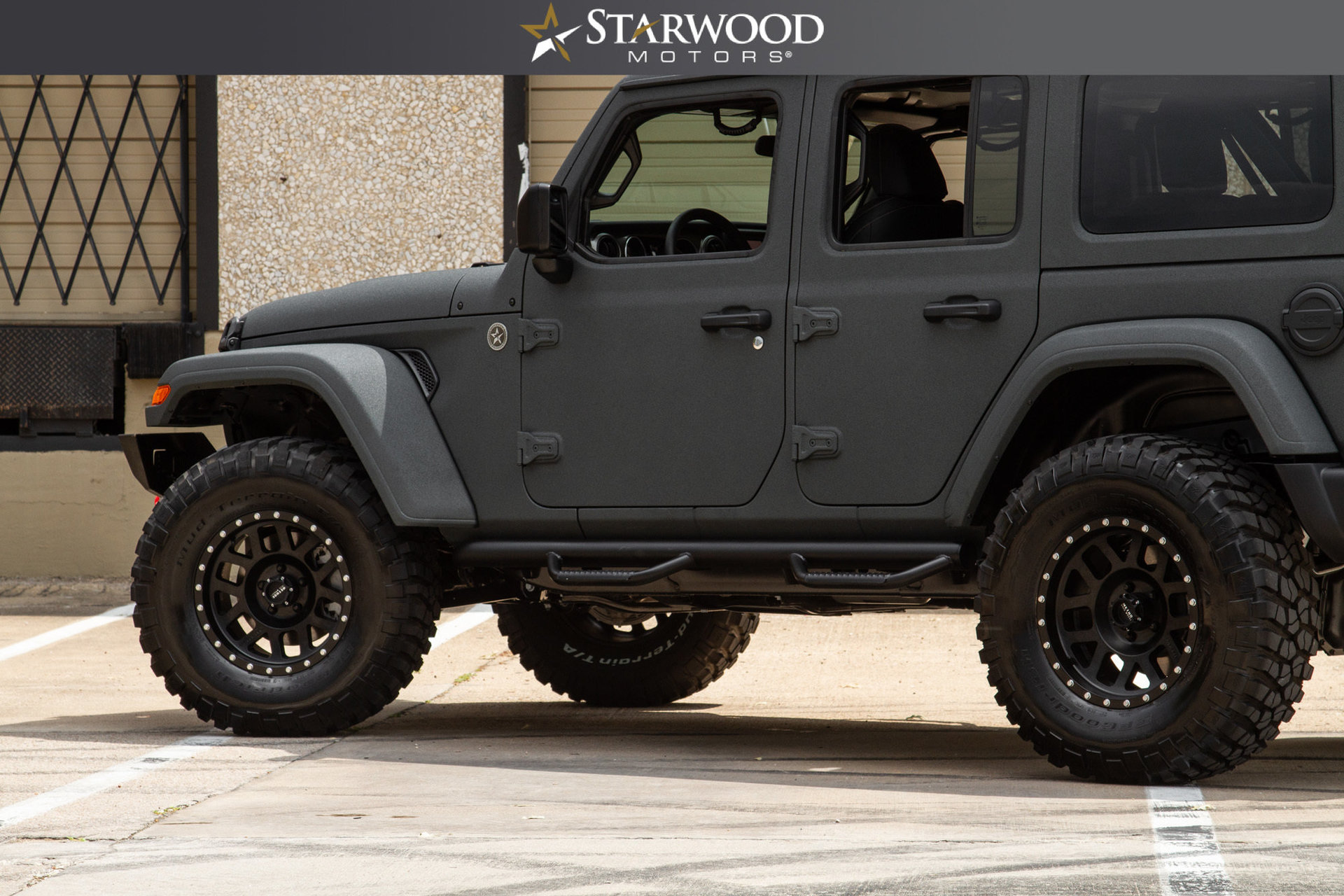 2018 jeep wrangler unlimited sport for sale 93449 mcg. Black Bedroom Furniture Sets. Home Design Ideas