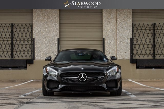 For Sale 2016 Mercedes-Benz AMG GT