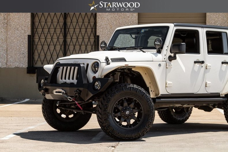 For Sale 2013 Jeep Wrangler
