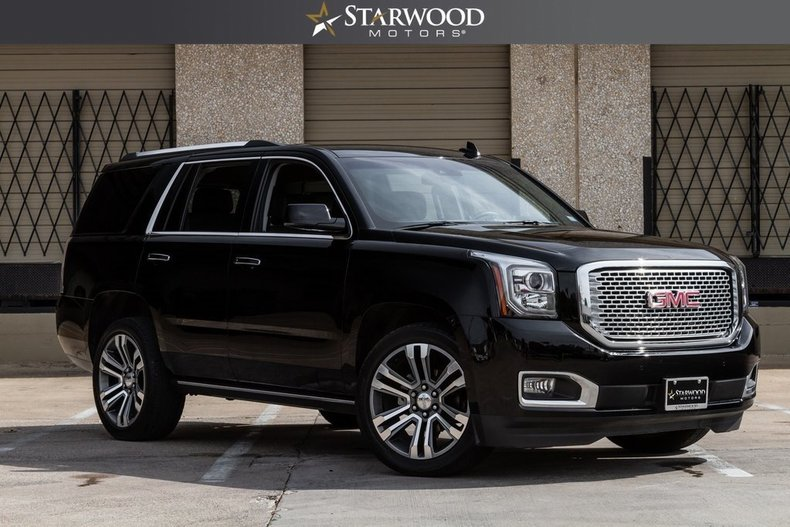 For Sale 2017 GMC Yukon