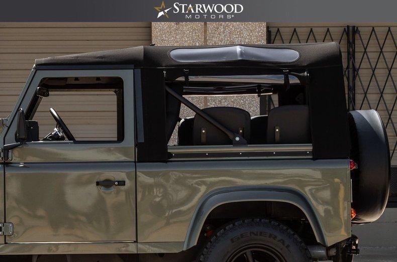 For Sale 1989 Land Rover Defender 90