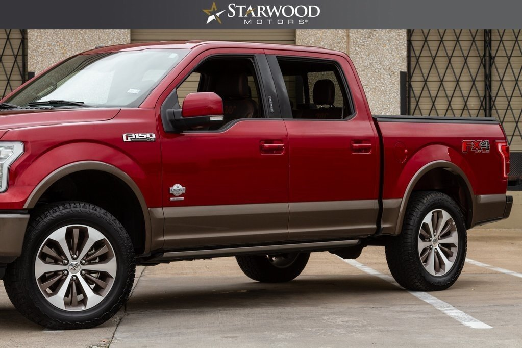 2015 Ford F 150 King Ranch For Sale 100641 Mcg