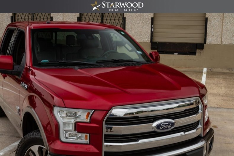 For Sale 2015 Ford F-150