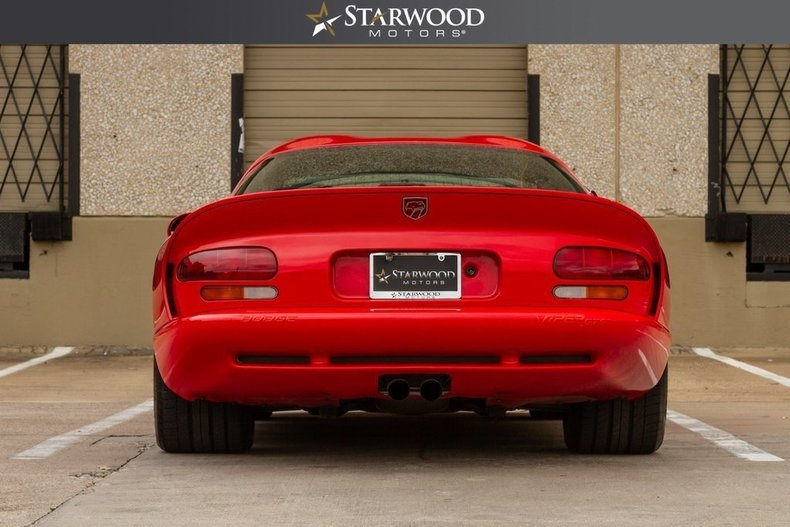 For Sale 1997 Dodge Viper