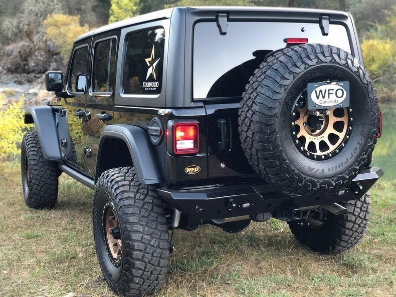 For Sale 2018 Jeep Wrangler