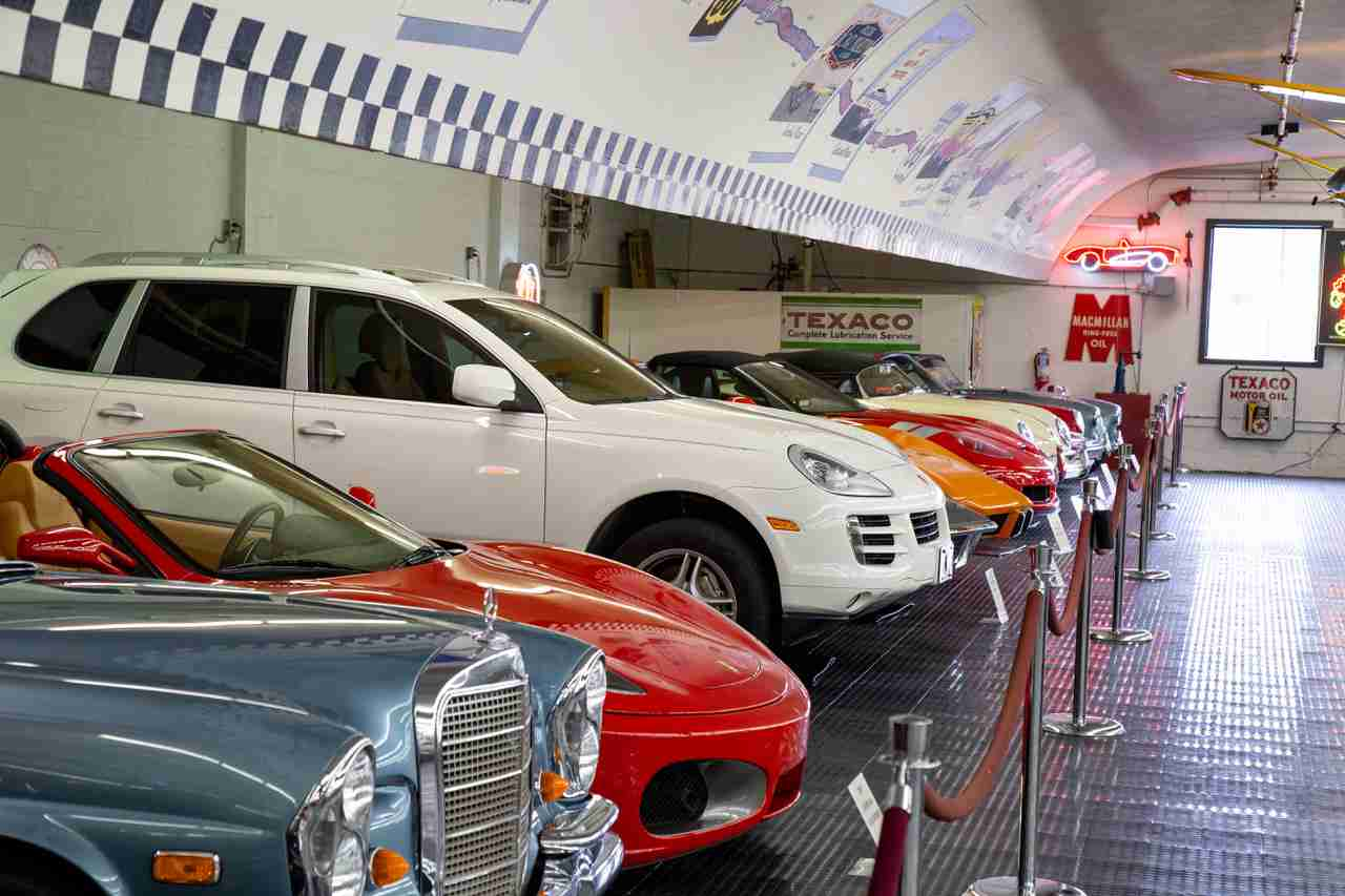 Store your classic car at the St. Louis Car Museum