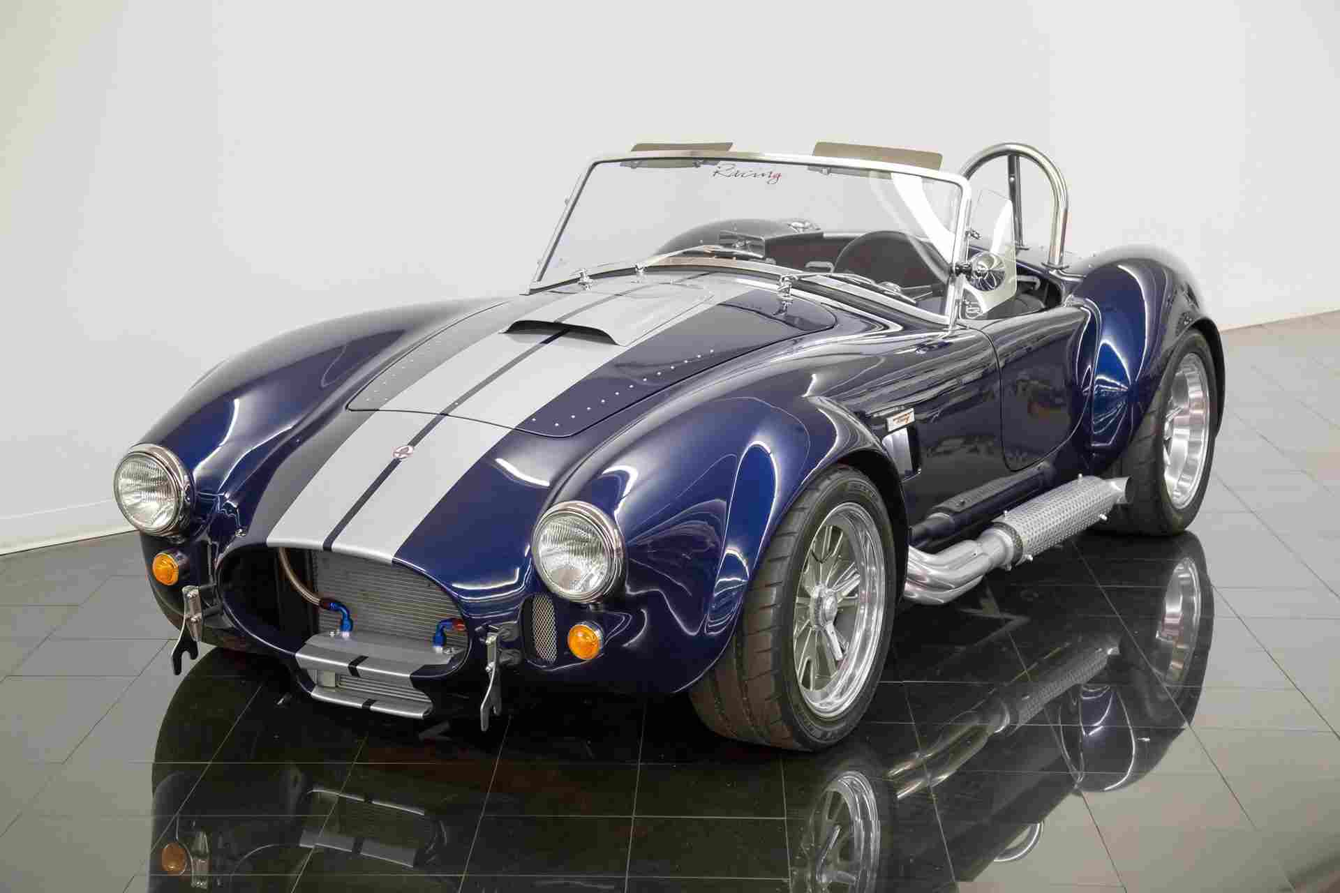 1965 Shelby Cobra Replica by Backdraft Racing Roadster for sale