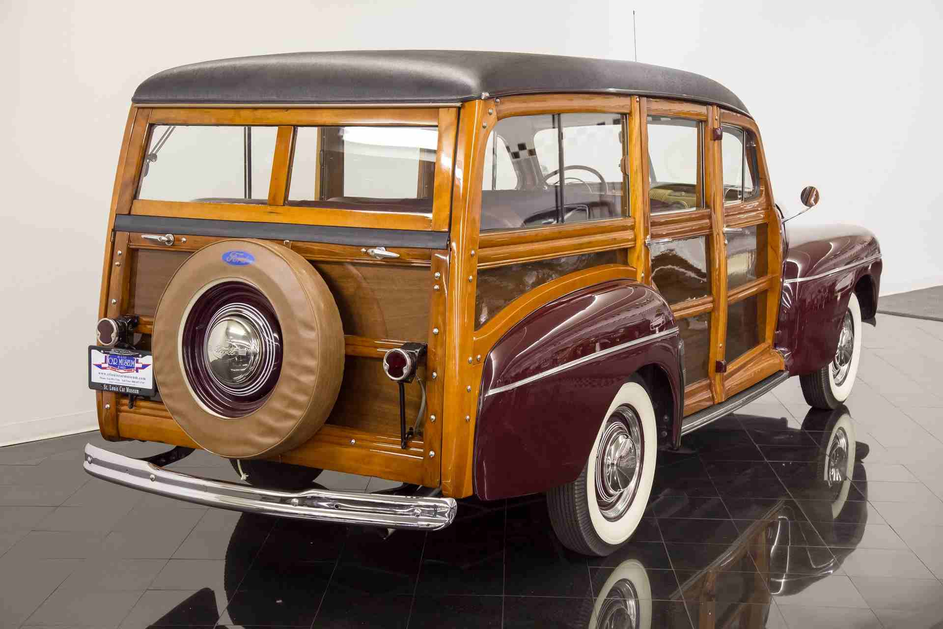 1942 FORD WOODY FOR SALE