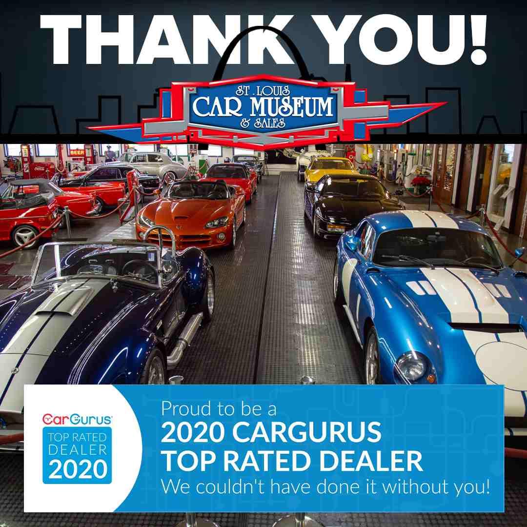Car Gurus 2020 Top Rated Dealer