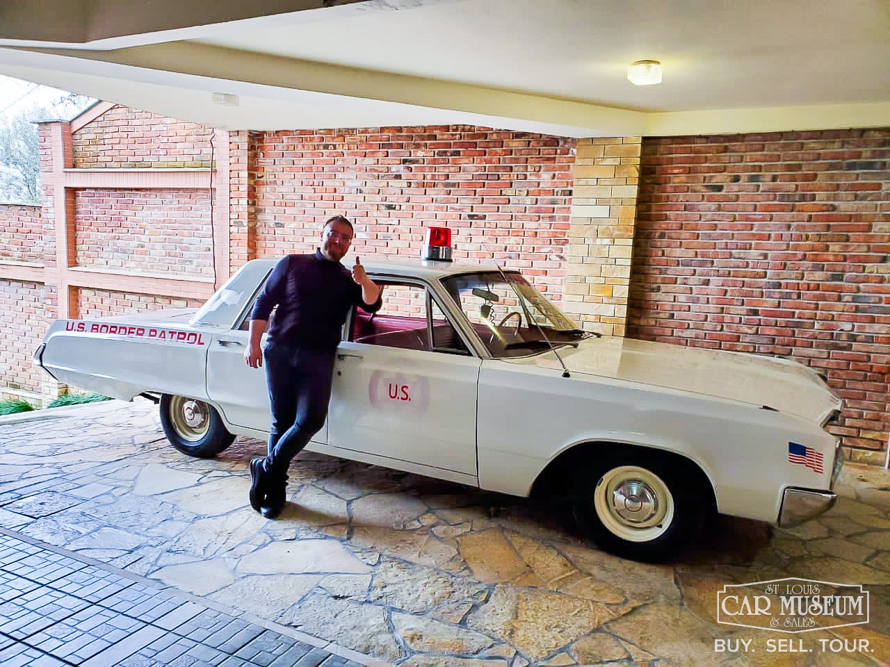 1967 Dodge Polara sold at the St. Louis Car Museum