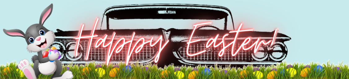 Happy Easter From The St. Louis Car Museum