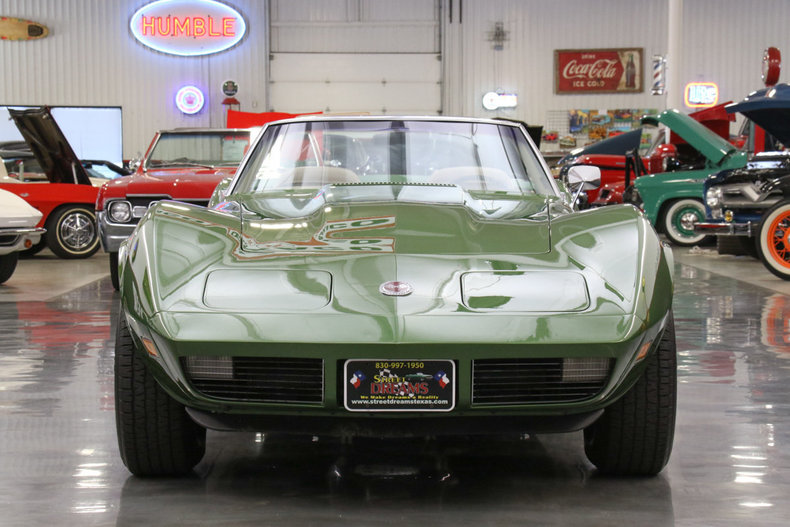 1973 1973 Chevrolet Corvette For Sale