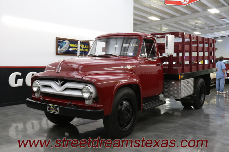 1955 Ford F-600