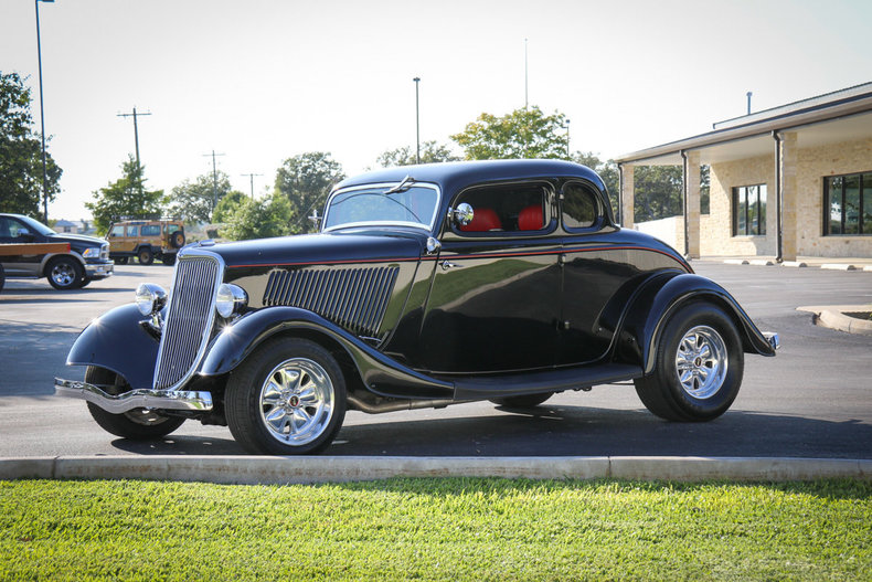 1934 1934 Ford Coupe For Sale