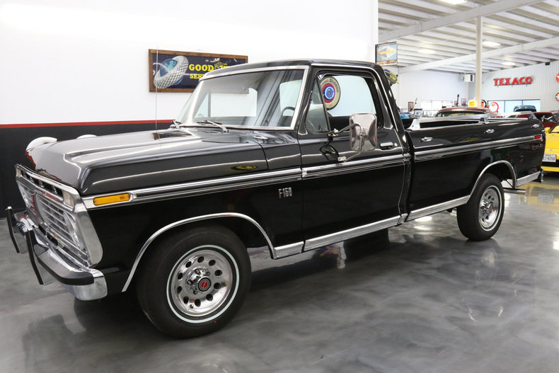 1975 ford f150 xlt lariat for sale 71218 mcg for Ford f150 4 6 motor for sale