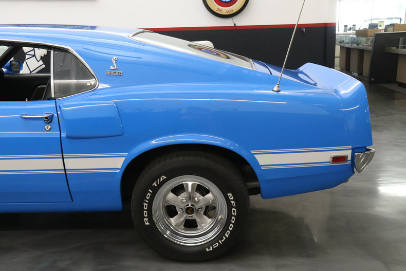 1969 Shelby GT350 --: 1969 Shelby GT350  27963 Miles  Hardtop 351 V8 4 speed Manual