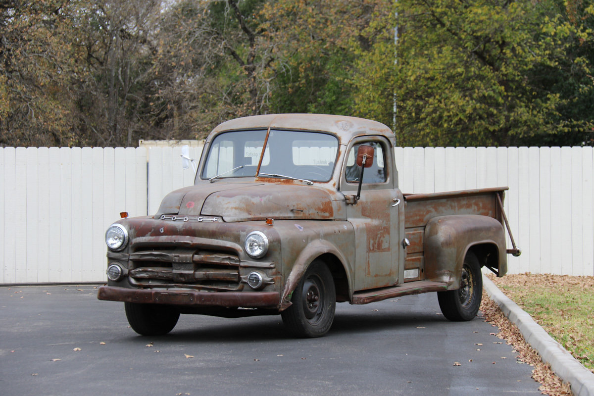 Inventory My Classic Garage 1949 Dodge D100 Truck
