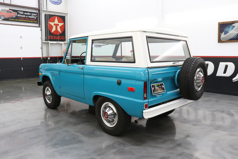 1972 Ford Bronco for sale #76460 | MCG