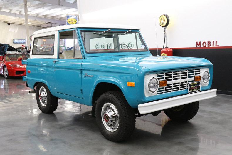 1972 Ford Bronco | Street Dreams